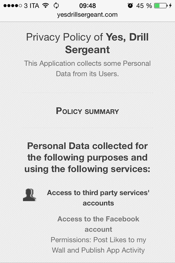 Datenschutzerklärung for Apps - Anleitung & Templates